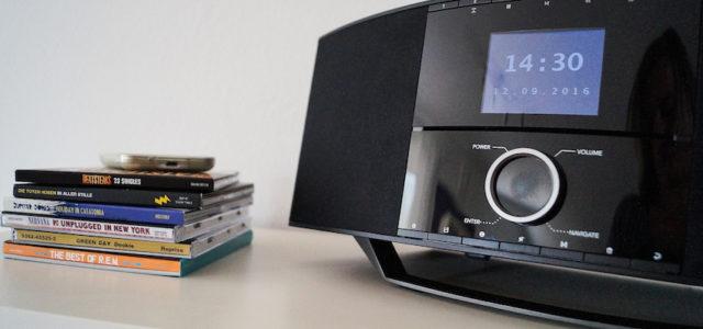 Hama DIR3500MC: Dieses Hybridradio lässt keine Wünsche offen