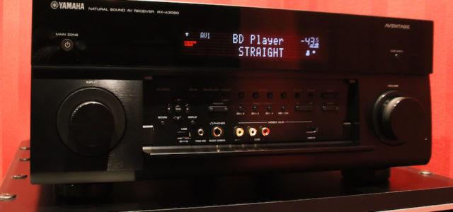 Yamaha RX-A3060 – multifunktionelles Heimkino-Flaggschiff mit DSP-Soundupgrade