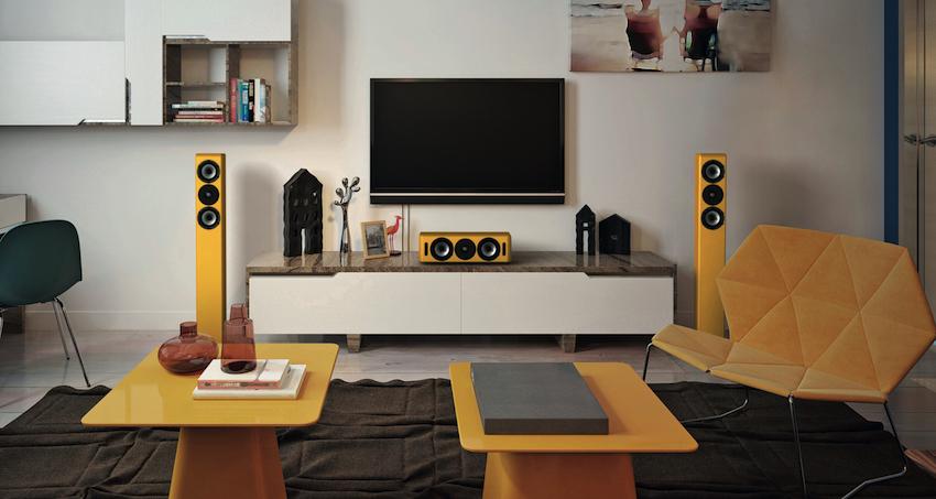 Damit die Lautsprecher die perfekte Verbindung mit dem persönlichen Einrichtungsstil eingehen, können Kunden für die Lackierung aus zehn Grundfarben mit Seidenglanz-Oberfläche wählen, individuelle Farbwünsche ermöglicht die Manufaktur in allen RAL und NCS-Farben