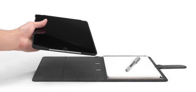 Work oder Life? Booq bringt das iPad Pro in die passende Balance