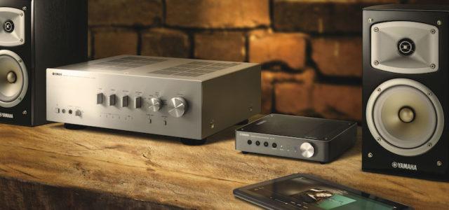 Yamaha A-S801: HiFi-Vollverstärker mit USB-DAC-Funktion