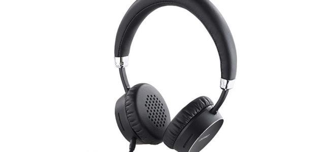 Pearl auvisio Premium-On-Ear-Headset OHS-250 im Aluminiumgehäuse