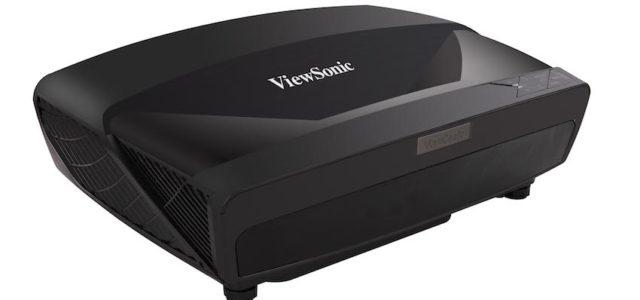 ViewSonic stellt ersten Laserprojektor LS830 vor