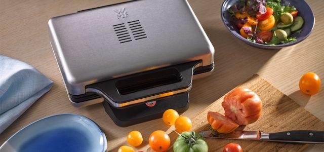 XXL – Beim WMF LONO Sandwich Toaster ist für alles Platz .