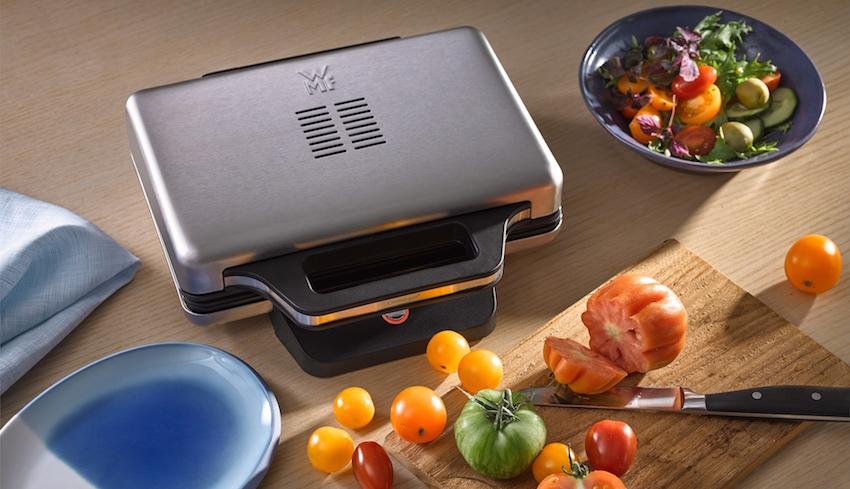 Wmf Elektrogrill Anleitung : Xxl u beim wmf lono sandwich toaster ist für alles platz lite