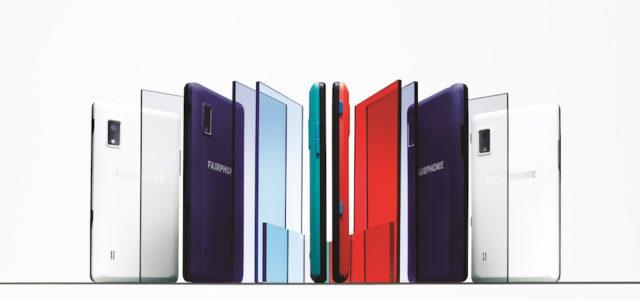 APS: Modulares Fairphone 2 mit neuem Look: Austauschbare Back Cover