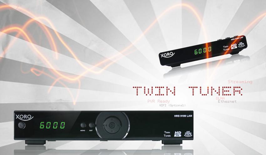 Der integrierte HD Media Player gibt Video-, Audio-, und Bilddateien von USB Speichermedien mit NTFS und FAT32 Dateisystem wieder