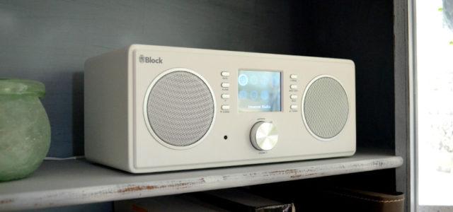 Block CR-20 – Vielseitiges Internetradio mit Zusatzqualifikationen