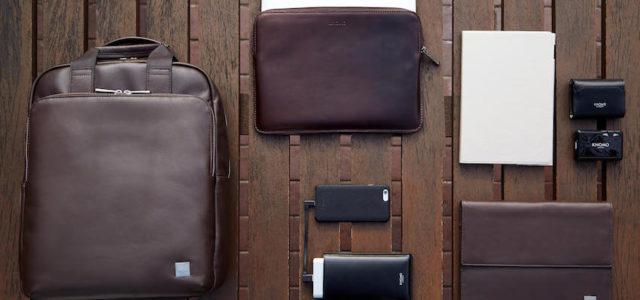 Nie wieder Chaos. Das KNOMO Ecosystem organisiert nicht nur die Handtasche