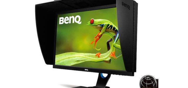 BenQ SW2700PT – Preisgekrönter Profi-Monitor für Fotografen
