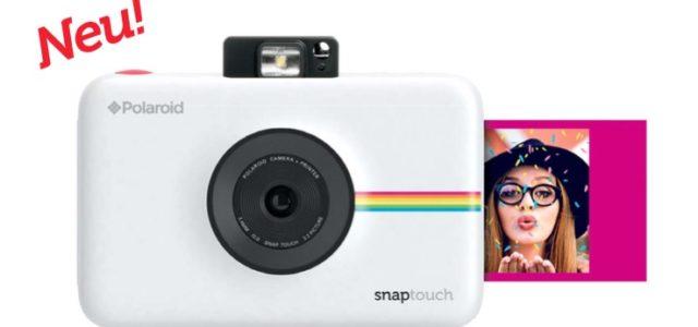 Polaroid Snap TouchTM Sofortbildkamera Digitalkamera mit LCD-Bildschirm