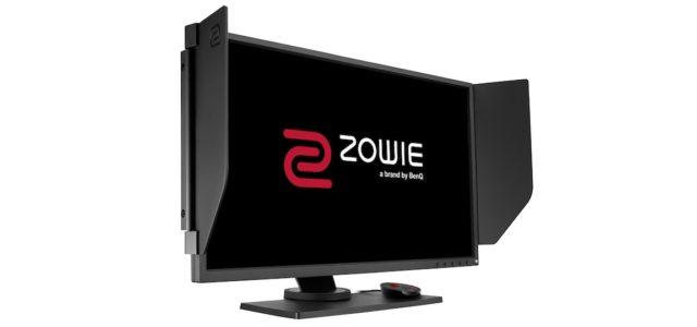 ZOWIE XL2540: Neues eSports-Display mit 240 Hz für Pro-Gamer