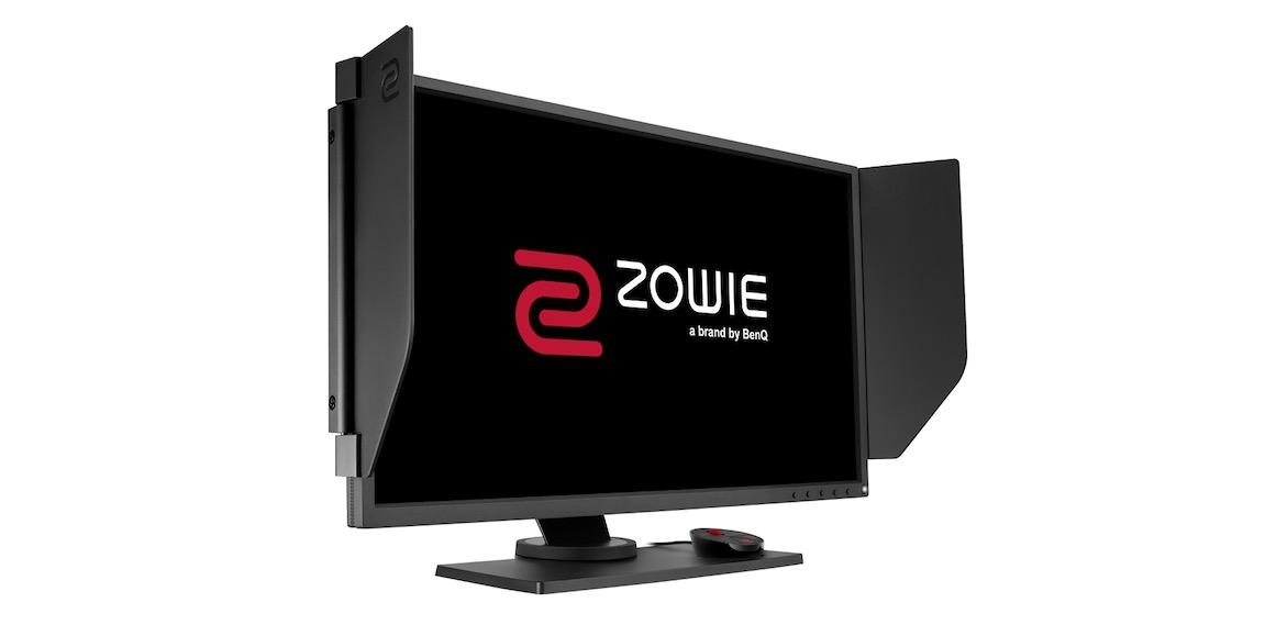 Der ZOWIE XL2540 eSports Monitor mit einer Bilddiagonale von 62,2cm/24,5 Zoll überzeugt mit einer Bildwiederholrate von nativen 240 Hz und 1 ms Reaktionszeit und sorgt so für ein ultra-smoothes Gaming-Erlebnis