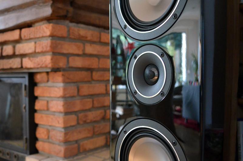 Der Alu-Mangan-Hochtöner ist in Canton-Lautsprechern ein bewährtes System.