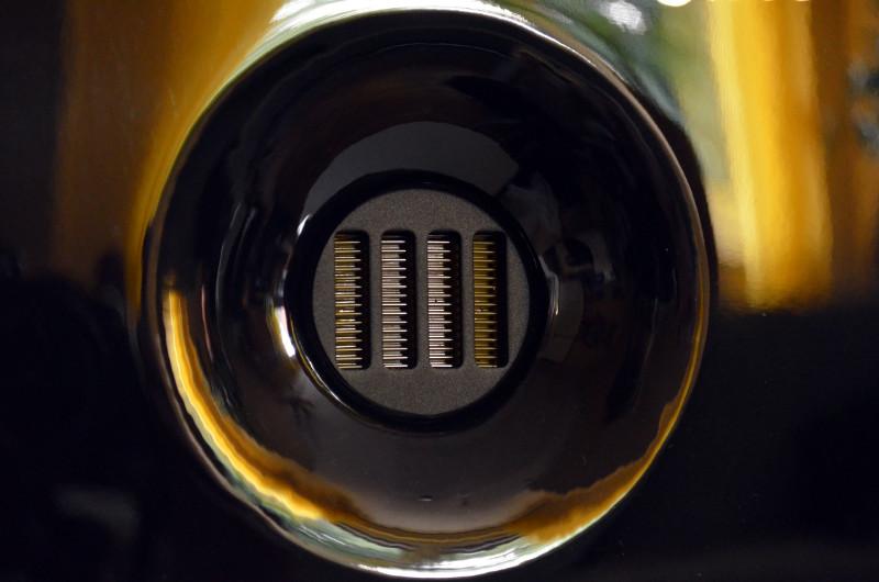 Wie in der Coolsound-Serie üblich kommt auch bei den CX 25 der AMT-Hochtöner zum Einsatz.