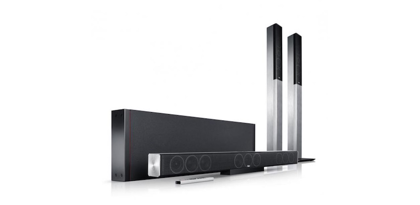 full metal package cinesystem trios soundbar mit echtem kabellosen 5 1 lite das lifestyle. Black Bedroom Furniture Sets. Home Design Ideas