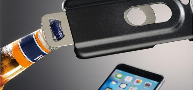 """Smarter Flaschenöffner – Cover """"Flaschenöffner"""" für Apple iPhone 6/6s von Hama"""