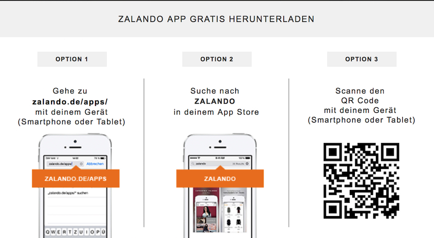 app auf tablet laden