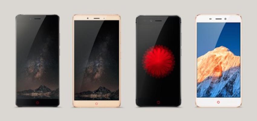 nubia, international bekannt für hochwertige und innovative Android-Smartphones mit edlem Design, bringt ab 1. Dezember 2016 seine neuen Modelle Z11, Z11 mini, Z11 Max und N1 in den Handel.