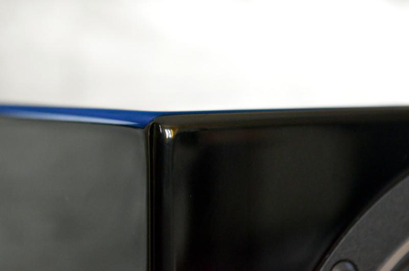 Die makellose Verarbeitung ist bei Canton-Lautsprechern Standard.