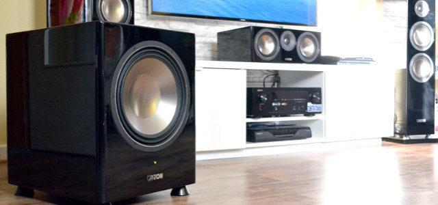 Canton Chrono SL 5.1-Set – Surround-Sound ohne Kompromisse