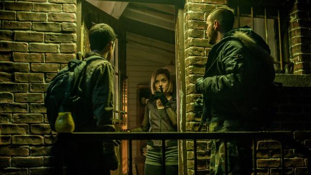 Eine Gruppe von Freunden plant den perfekten Diebstahl. (© Sony Pictures)