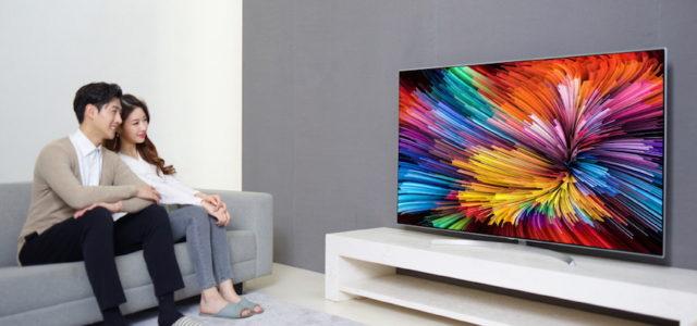 Nanozellen-Verjüngungskur für LG Super UHD TV