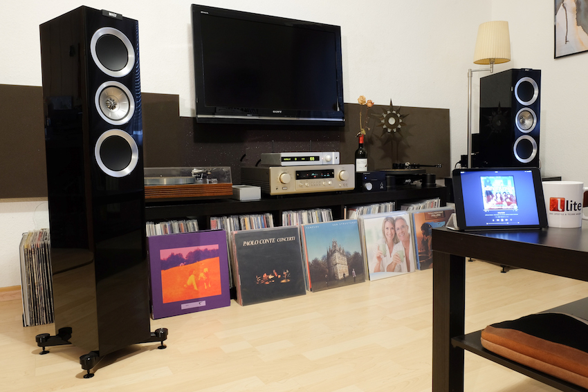 auralic altair hires streamer dac und radiogigant mit. Black Bedroom Furniture Sets. Home Design Ideas
