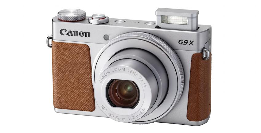 Mit der PowerShot G9 X Mark II, dem superschlanken Kraftpaket im Taschenformat, frischt Canon heute die PowerShot G Serie auf.