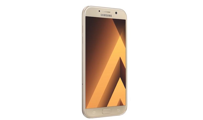Wer als Einsteiger nach einem Smartphone mit hochwertiger Hardware und edlem Design sucht, der wird beim Galaxy A3 (2017) fündig