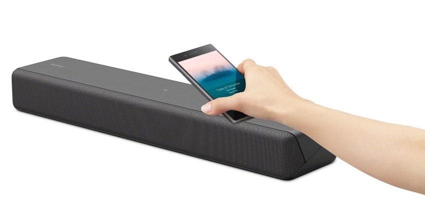 Mit der MT300 und MT500 kündigt Sony zwei neue Soundbars an, die sich dezent und elegant in jedes Wohnzimmer einfügen.
