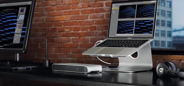 Elgato Thunderbolt™ 3 Dock: Keine Kompromisse beim Notebook-Einsatz