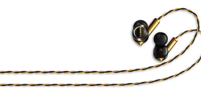 Himmlisches Hörerlebnis: Onkyo InEar-Kopfhörer mit 3-Wege-Hybrid-Akustiksystem