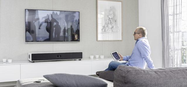 Das ultimative TV- und Musik-Soundsystem: nuPro AS-450