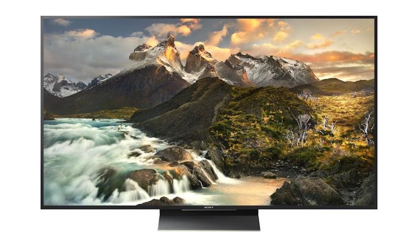 Die neuen 4K High Dynamic Range (HDR) Fernseher von Sony zeichnet ein extrem großer Helligkeitsbereich und hohe Kontraste aus.