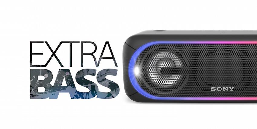 Die EXTRA BASS Serie von Sony steht für Club Sound und Partystimmung.