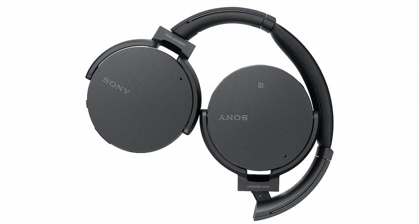 EXTRA BASS Sound plus Noise Cancelling bietet der neue MDR-XB950N1 Kopfhörer in Perfektion.