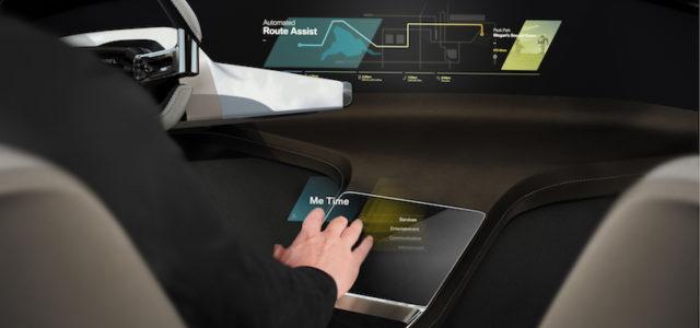 CES 2017: BMW HoloActive Touch – Innovatives Bedienkonzept der Zukunft.