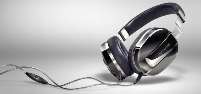 Kopfhörer Ultrasone Edition M Plus Black Pearl – Glanzvoller Auftritt, glänzender Klang