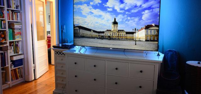 PHILIPS 65PUS7601 – Ultraflacher 4K-TV mit bester Bildqualität und HDR