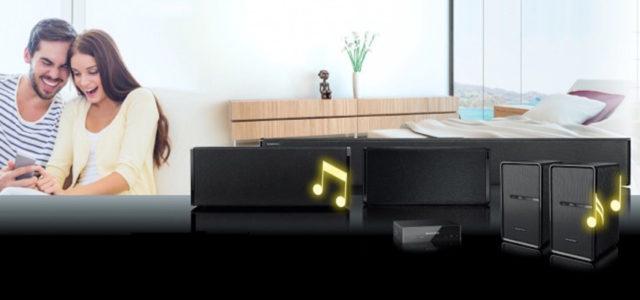 SilverCrest Smart-Audio-Serie II – Musik Zuhause erleben, einfach, überall, kabellos