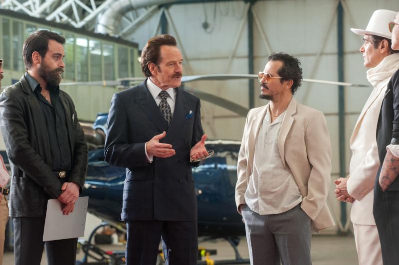 Als Geschäftsmann Bob Musella erarbeitet sich Mazur das Vertrauen verschiedener Kartellmitglieder. (© Paramount Pictures)