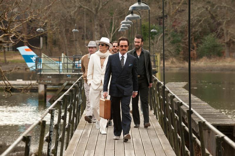 Doch all die Mühe scheint sich auszuzahlen, als Mazur endlich Kontakt zu Escobars rechter Hand aufbaut... (© Paramount Pictures)