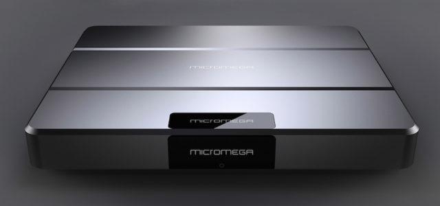 Streaming- und netzwerkfähiger Verstärker Micromega M-One 100 – Die Wunder-Flunder