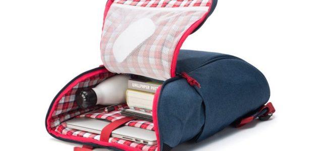 Frisches Design für jeden Tag : booq Daypack