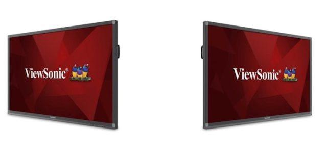 ViewSonic startet neue Generation interaktiver Displays