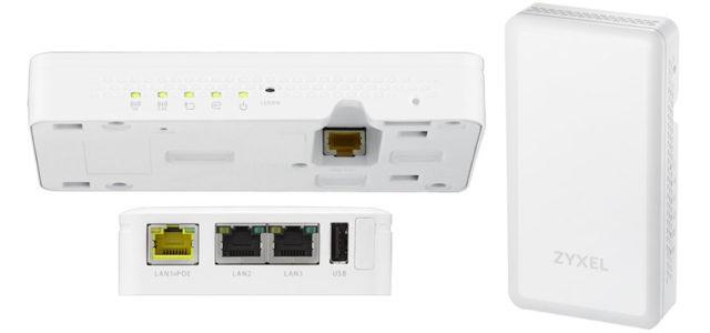Zyxel Wireless Access Gateways für smarte und störungsfreie WiFi-Verbindungen