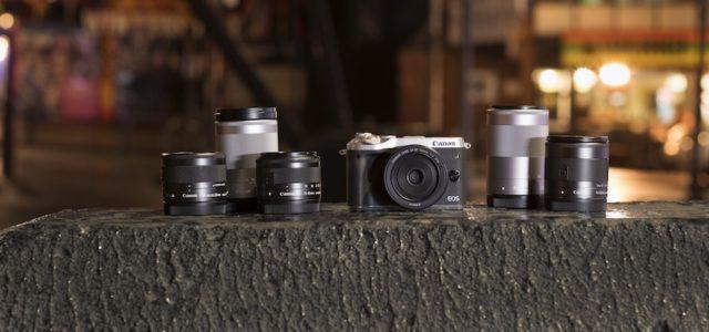 EOS M6, die neue spiegellose Canon-Systemkamera
