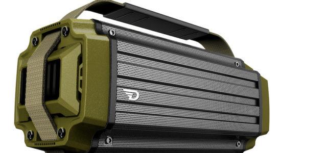 Dreamwave Tremor: Outdoor-/Bluetooth-Entertainment der neuesten Generation