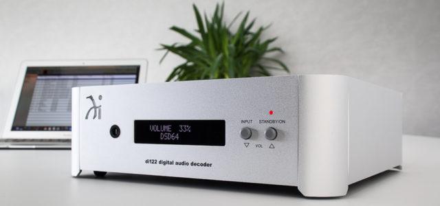 DAC/Vorverstärker Wadia di122 – Kern der modernen Klangkette